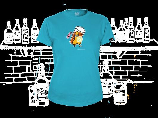 Camiseta Este Cubata Pa Mi Polla_Chica