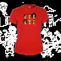 Camiseta Puntas de Pollas Chica